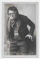 BRANSBY WILLIAMS As Mr. Squeers In Nikolas Nickleby - Dickens - Ralph Dunn A,282 - Theatre