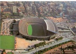 Postcard Stadium Barcellona Nou Camp Stadion Stadio - Estadio - Stade - Sports - Football  Soccer - Fútbol