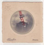 Photographe Faucher Tulle Militaire Officier Médaille Décoration - Guerra, Militares