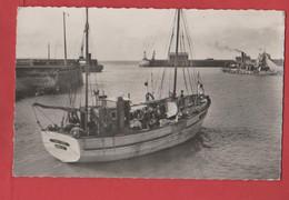 GRANVILLE          Départ Pour CHAUSSEY  ( La Pêche Homard )    50 - Granville