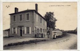 AINAY LE VIEIL  L'Ecole - Ainay-le-Vieil