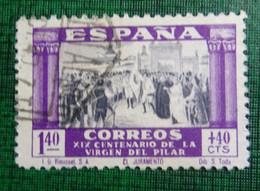 &SVE 155B& ESPAÑA SPAIN  EDIFIL 898, YVERT 700,  MICHEL 868  VF USED. - 1931-Today: 2nd Rep - ... Juan Carlos I