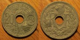 20 Centimes 1945C - E. 20 Centimes