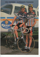 ERIK PEDERSEN ET ALESSANDRO PAGANESSI FORMAT 15 X 21.3 CMS - Cycling