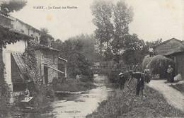 WASSY - Le Canal Des Moulins - Wassy