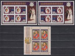 COOK ISLANDS 1984, Mi# 1018-1022, CV €40, Prince Henry, MNH - Cook