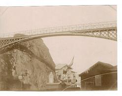 PHOTO (10,5x 8cm Env.) -GRANVILLE ( La Tranchée Des Anglais) - Plaatsen