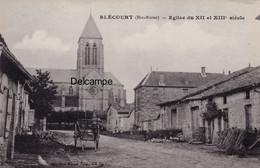 BLÉCOURT -  Eglise - Ohne Zuordnung