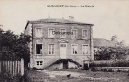 BLÉCOURT -  La Mairie - Ohne Zuordnung