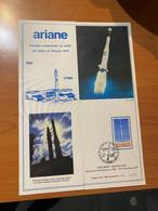 ARIANE - 1ERE Presentation Au Public - Le Bourget 1979 - ESA/CNES  ( Port Offert ) - Europa