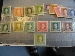 AUTRICHE HONGRIE  1917-18 Collection - Collezioni (in Album)