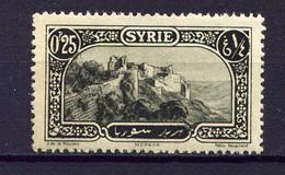 SYRIE - N° 155* - MERKAB - Nuevos