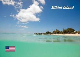 Marshall Islands Bikini Island UNESCO New Postcard Marshallinseln AK - Marshall Islands