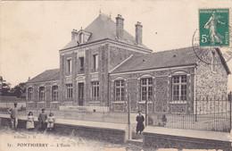 1075/ Ponthierry, L'Ecole - Andere Gemeenten