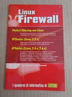 # LINUX FIREWALL / QUADERNI DI INFORMATICA - Informatica