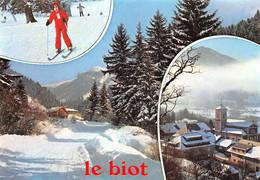 74-LE BIOT-N°4036-D/0315 - Andere Gemeenten