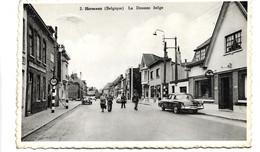 HERSEAUX - La Douane Belge - Mouscron - Moeskroen