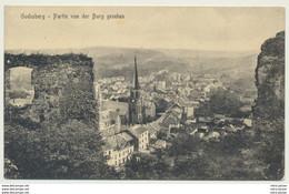 AK  Godesberg Von Der Burg Gesehen - Bonn