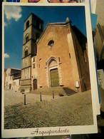 Acquapendente - Chiesa Di S. Francesco STAMP 2019  B 150 FEDERAZIONE GINNASTICA ISOLATO  HS64 - Viterbo