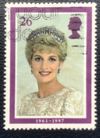 Great Britain - P3/31 - (°)used - 1998 - Michel 1731 - Prinses Diana - Familias Reales