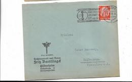 Brief Aus Hildesheim 1937 - Cartas