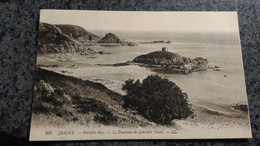 CPA -  JERSEY  - 107. Portelet-bay Le Tombeau De Janvin's - United Kingdom