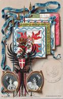 10° REGGIMENTO FANTERIA - Illustratore DALBESIO- VIAGGIATA - Regimenten