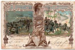 3° REGGIMENTO BERSAGLIERI - VIAGGIATA - Regimenten