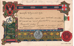 CAVALLEGGERI DI PADOVA - VIAGGIATA - Regimenten