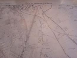 (13) Tarascon-  Cadastre 1945 (3) - Architecture
