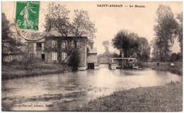 08 SAINT-AIGNAN - Le Moulin - Other Municipalities
