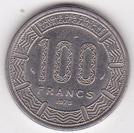 République Gabonaise. 100 Francs 1978, En Cupro Nickel .KM# 12 - Gabon