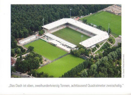 BERLIN STADION ALTE FORSTEREI #1 STADE STADIUM ESTADIO STADION STADIO - Soccer