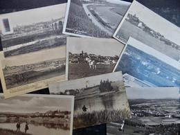 Liquidation!!! LUXEMBOURG Cartes Postales LOT 36/46 REMICH Vues : 9 Cartes - CACHETS Intéressants - Remich