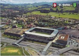 SAINT-GALLEN AFG ARENA STADE STADIUM STADION ESTADIO STADIO - Soccer