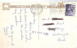 England & Marcofilia, Red Kite,  Devon 2002 (68643) - 1952-.... (Elisabetta II)