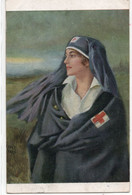 CROCE ROSSA 1 - VIAGGIATA - Croce Rossa
