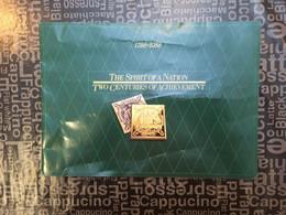(SIDE LARGE 12-10-2020) Australia - The Spirit Of A Nation - Two Centeures Of Achiement (Aus. Post) - Autres Livres