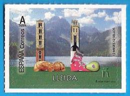 España. Spain. 2020. 12 Meses, 12 Sellos. Lleida. Lerida - 2011-... Unused Stamps