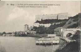 HUY - Le Fort, Qui Fut Prison Militaire Allemande Pendant La Guerre - Huy
