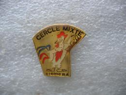 Pin's Du Cercle Mixte Du 61eme RA (61ᵉ Régiment D'artillerie à Verdun) - Militari