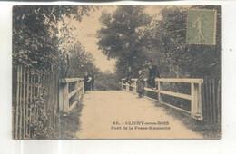 68. Clichy Sous Bois, Pont De La Fosse Maussoin - Clichy Sous Bois