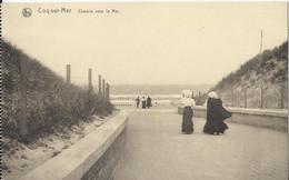 Coq S/Mer (De Haan A/Zee) - Chemin Vers La Mer - De Haan