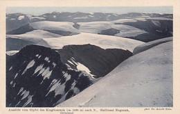 Grönland - Aussicht Vom Gipfel Des Kingitoarsuk (2100 M) - Phot. Heim    (A-270-200620) - Greenland