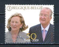 BE   3921    XX   ---  Roi Albert II Et Reine Paola  --  Timbre Du Bloc BL170  --  Bel état - Unused Stamps