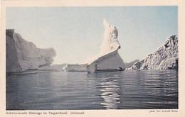 Grönland - Schwimmende Eisberge Im Vaigat-Sund - Phot. Dr.A.Heim    (A-270-200620) - Greenland