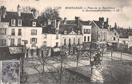 45-MONTARGIS-N°4054-E/0389 - Montargis