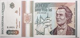 Roumanie - 1000 Lei - 1993 - PICK 102 - NEUF - Romania