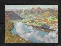 1948 BUNDESFEIERKARTE → Wiege Der Schweiz   ►SBK-84*◄ - Cartas