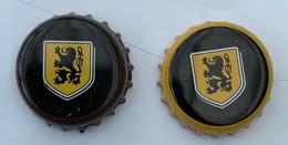 Kroonkurken 119 Vlaamse Leeuw - Beer